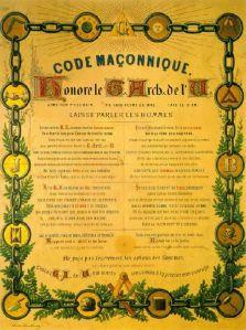 code maconnique