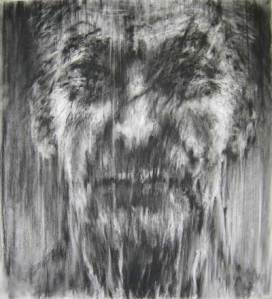 Lucian Freud (par Guy Oberson)