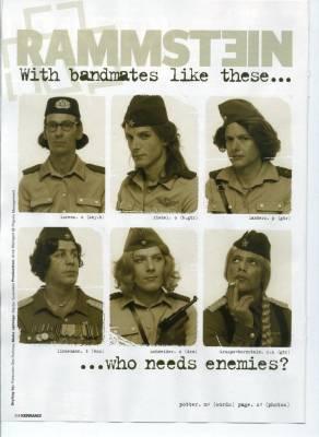Rammstein soldates 2