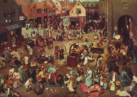 Combat de carnaval et de Carême (Pieter Bruegel)