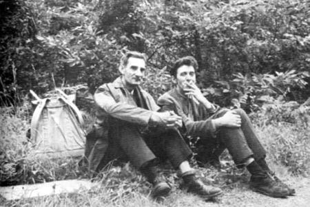 Pierre Plantard et Philippe de Chérisey